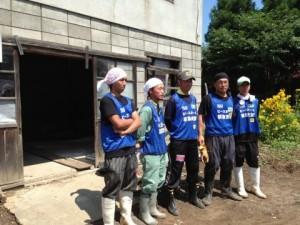 Ishinomaki's Fishermen