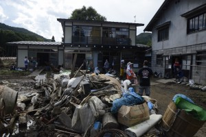 Iwate Relief - Damage