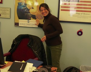 World Cares Center, Lisa Orloff