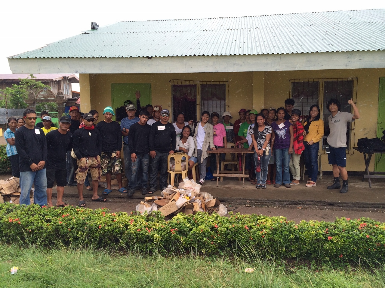 Typhoon Haiyan - Community